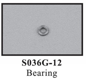 SYMA S036 S036G RC helicopter spare parts small bearing