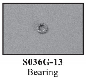 SYMA S036 S036G RC helicopter spare parts big bearing