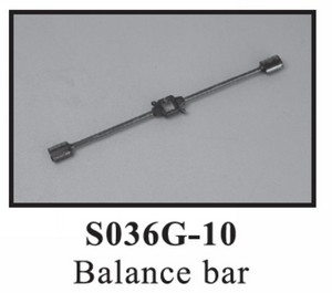 SYMA S036 S036G RC helicopter spare parts balance bar