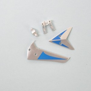 SYMA S105 S105G RC helicopter spare parts tail decorative set