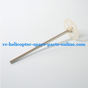 SYMA S031 S031G S31(2.4G) RC helicopter spare parts upper main gear + hollow pipe (set)