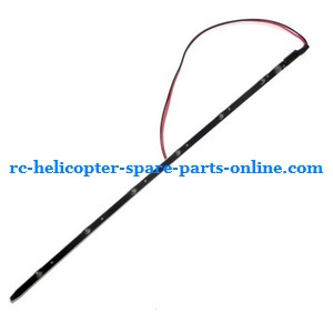 SYMA S031 S031G S31(2.4G) RC helicopter spare parts tail LED bar