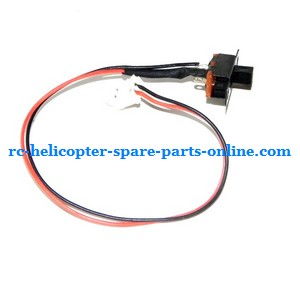 SYMA S031 S031G S31(2.4G) RC helicopter spare parts on/off switch wire