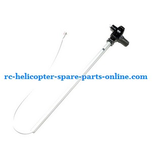 SYMA S032 S032G S32(2.4G) RC helicopter spare parts tail big pipe + tail motor deck + tail motor (set)