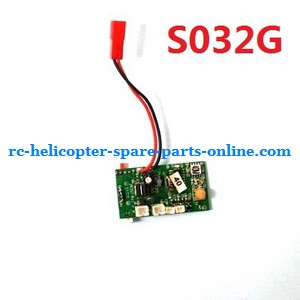 SYMA S032 S032G S32(2.4G) RC helicopter spare parts PCB BOARD (S032G)