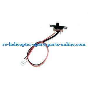 SYMA S033 S033G S33(2.4G) RC helicopter spare parts on/off switch wire