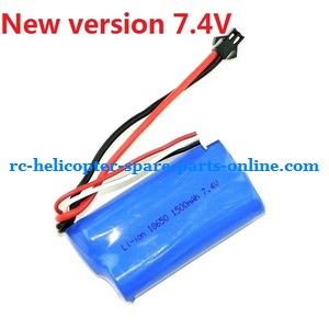 SYMA S033 S033G S33(2.4G) RC helicopter spare parts battery (New version 7.4V)