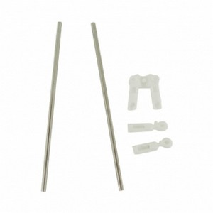 SYMA S800 S800G RC helicopter spare parts tail support bar set (White)