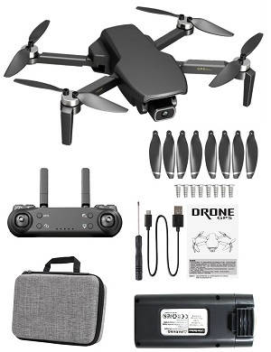 SG108 L108 drone with portable bag and 1 battery, RTF Black