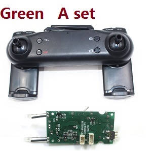SG700 SG700-S SG700-D RC quadcopter spare parts transmitter + PCB board (Green)