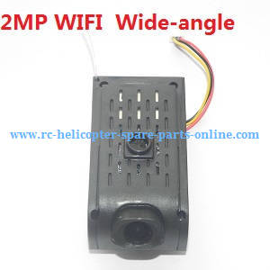 SG700 SG700-S SG700-D RC quadcopter spare parts 2MP WIFI Wide-angle camera