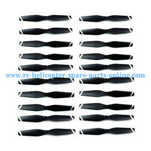 SG900 SG900S ZZZ ZL SG900-S XJL001 XJL002 smart drone RC quadcopter spare parts main blades 5sets