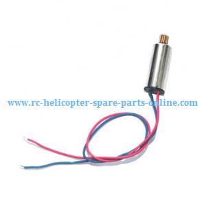 SG900 SG900S ZZZ ZL SG900-S XJL001 XJL002 smart drone RC quadcopter spare parts main motor (Red-Blue wire)