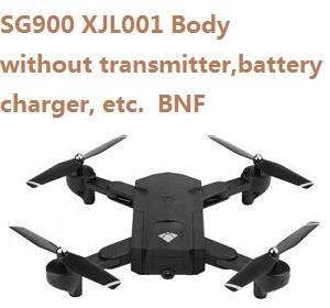 SG900 XJL001 Body without transmitter,battery,charger,etc. random color BNF