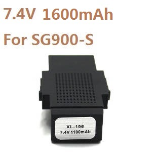SG900 SG900S ZZZ ZL SG900-S XJL001 XJL002 smart drone RC quadcopter spare parts 7.4V 1600mAh battery