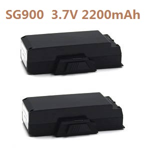 SG900 SG900S ZZZ ZL SG900-S XJL001 XJL002 smart drone RC quadcopter spare parts 2*3.7V 2200mAh battery
