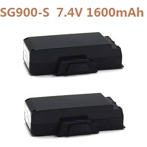 SG900 SG900S ZZZ ZL SG900-S XJL001 XJL002 smart drone RC quadcopter spare parts 2*7.4V 1600mAh battery