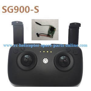 SG900 SG900S ZZZ ZL SG900-S XJL001 XJL002 smart drone RC quadcopter spare parts transmitter + PCB board (SG900-S)