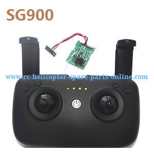SG900 SG900S ZZZ ZL SG900-S XJL001 XJL002 smart drone RC quadcopter spare parts transmitter + PCB board (SG900)