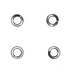 SG906 MAX Xinlin X193 CSJ X7 Pro 3 Max RC drone quadcopter spare parts small metal ring set