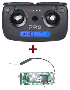 SG906 PRO RC drone quadcopter spare parts transmitter + PCB board
