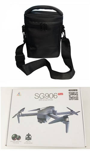 SG906 PRO 2 Xinlin X193 CST X7 Pro2 RC drone quadcopter spare parts carring bag + color box