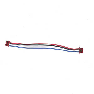 CSJ-X7 Xinlin X193 RC quadcopter spare parts wire plug for the GPS