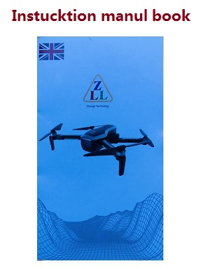ZLRC Beast SG906 RC quadcopter spare parts English manual book