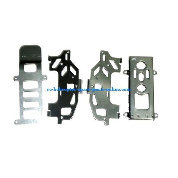SH 6026 6026-1 6026i RC helicopter spare parts metal frame set