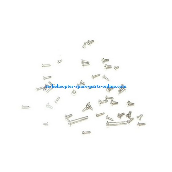 SH 6026 6026-1 6026i RC helicopter spare parts screws set