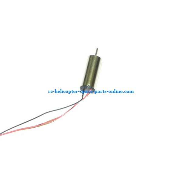 SH 6030 RC helicopter spare parts tail motor