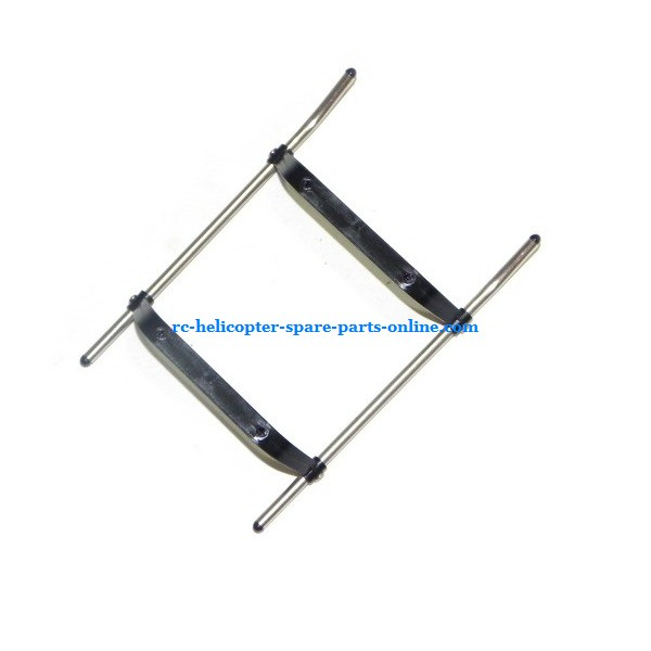 SH 6030 RC helicopter spare parts undercarriage