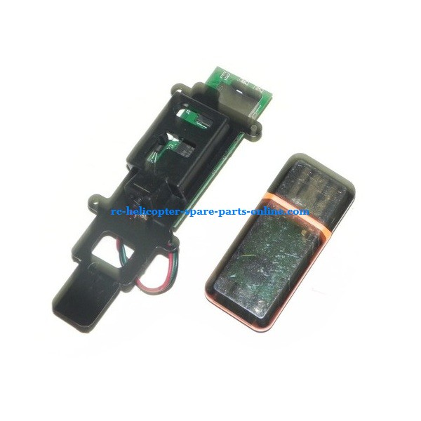 SH 6030 RC helicopter spare parts camera set + TF card