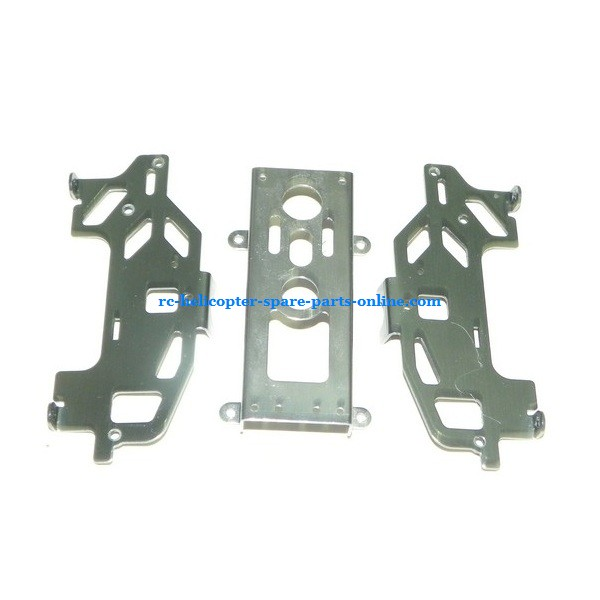 SH 6030 RC helicopter spare parts metal frame set