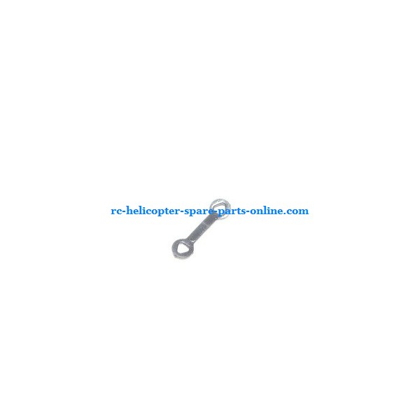SH 6030 RC helicopter spare parts connect buckle