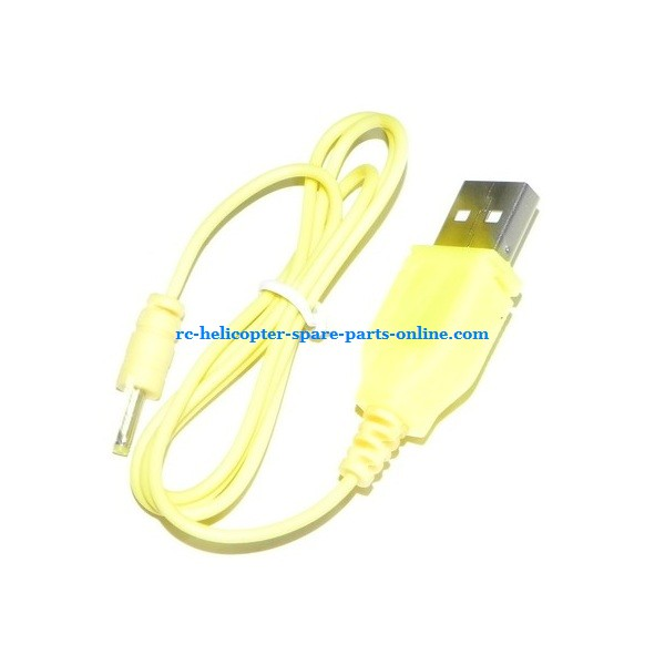SH 6035 RC helicopter spare parts USB charger wire
