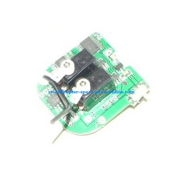 SH 6035 RC helicopter spare parts pcb board