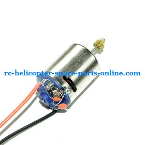 SH 8827 8827-1 RC helicopter spare parts main motor with short shaft