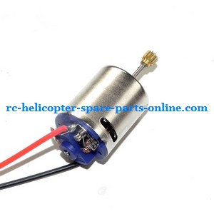 SH 8827 8827-1 RC helicopter spare parts main motor with long shaft
