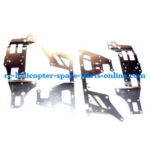 SH 8827 8827-1 RC helicopter spare parts metal frame set