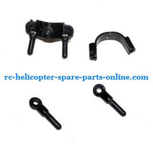 SH 8827 8827-1 RC helicopter spare parts fixed set of the decorative set and support bar