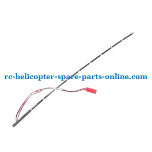 SH 8828 8828-1 8828L RC helicopter spare parts tail LED light