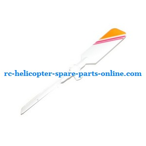 SH 8828 8828-1 8828L RC helicopter spare parts tail blade (Yellow)