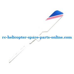 SH 8828 8828-1 8828L RC helicopter spare parts tail blade (Blue)