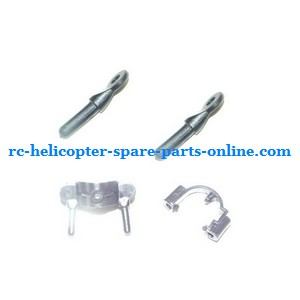 SH 8828 8828-1 8828L RC helicopter spare parts fixed set of the support bar and decorative set