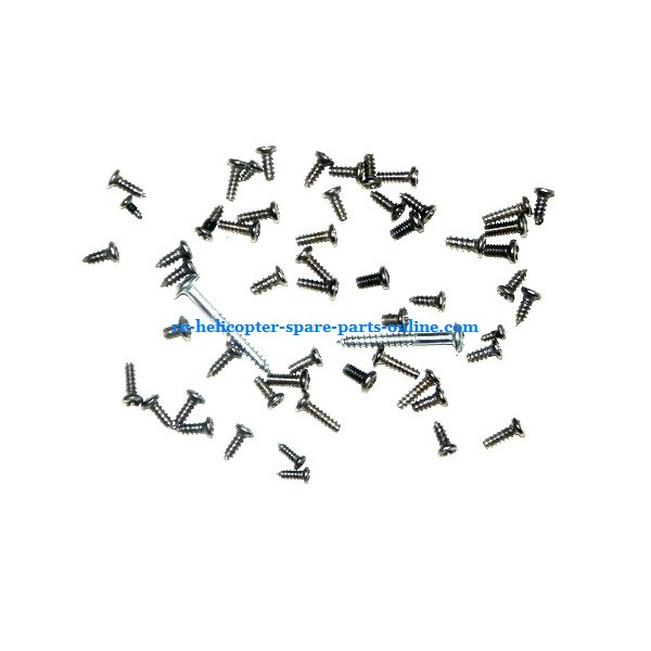 SH 8829 helicopter spare parts screws set