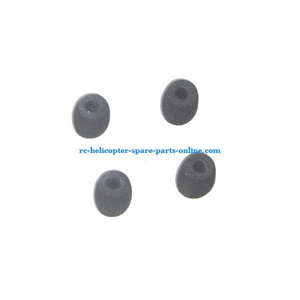 SH 8829 helicopter spare parts sponge ball