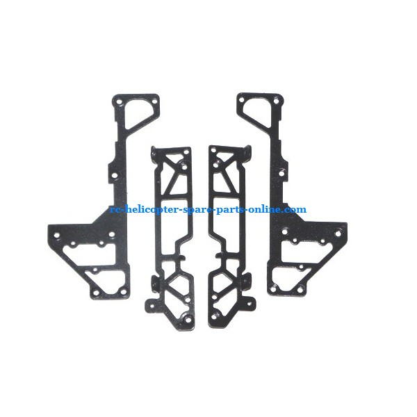 SH 8829 helicopter spare parts metal frame set
