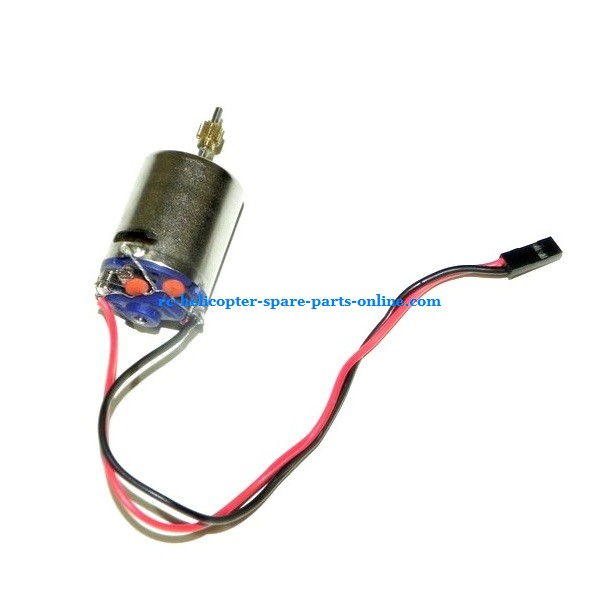 SH 8830 helicopter spare parts main motor with long shaft