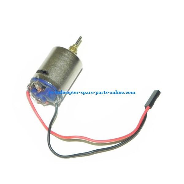SH 8830 helicopter spare parts main motor with short shaft